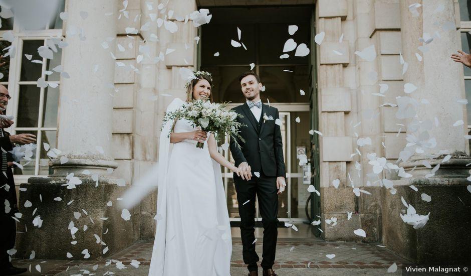 Le mariage de Aymeric et Marion à Limoges, Haute-Vienne