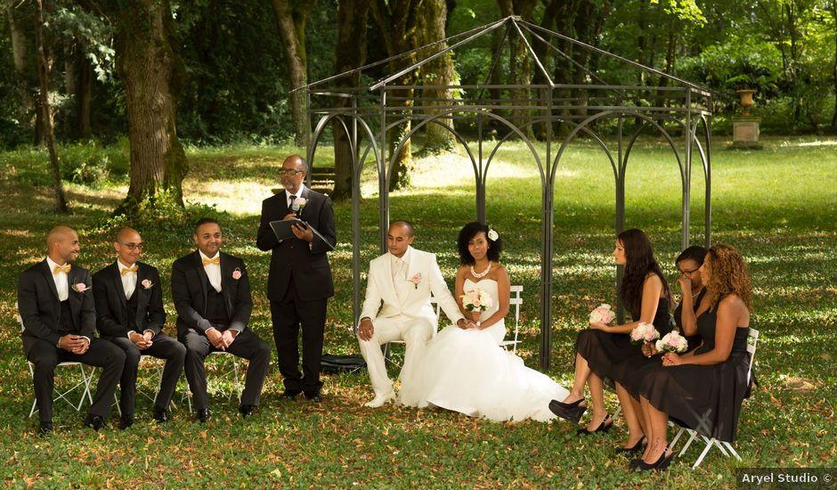Le mariage de Thomas et Tsega à Gy-les-Nonains, Loiret
