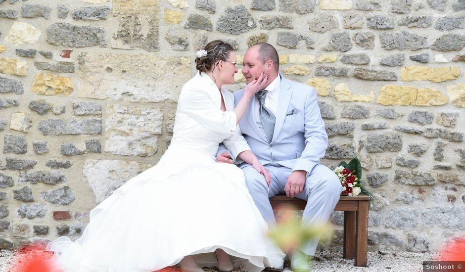 Le mariage de Guenaël et Céline à Ressons-sur-Matz, Oise