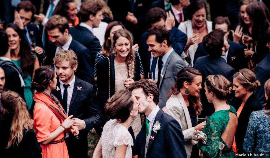 Le mariage de Ladislas et Marion à Ambazac, Haute-Vienne