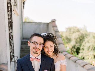 Le mariage de Aude et Mickaël 1