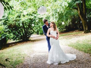 Le mariage de Deborah et Antoine