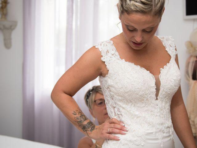 Le mariage de Fernando et Lucie à Biscarrosse, Landes 2