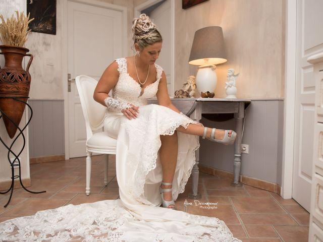 Le mariage de Fernando et Lucie à Biscarrosse, Landes 4