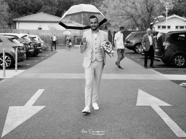Le mariage de Fernando et Lucie à Biscarrosse, Landes 7
