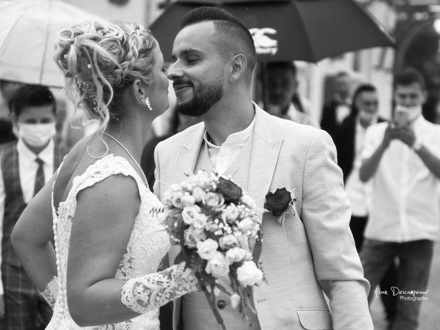 Le mariage de Fernando et Lucie à Biscarrosse, Landes 9