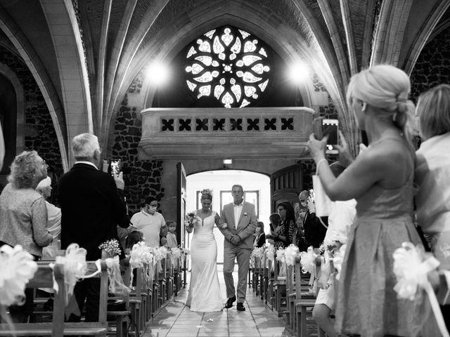 Le mariage de Fernando et Lucie à Biscarrosse, Landes 11