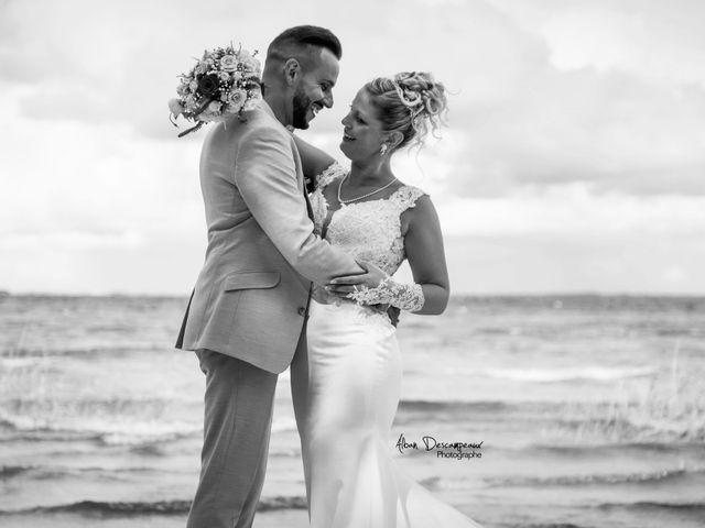 Le mariage de Fernando et Lucie à Biscarrosse, Landes 14
