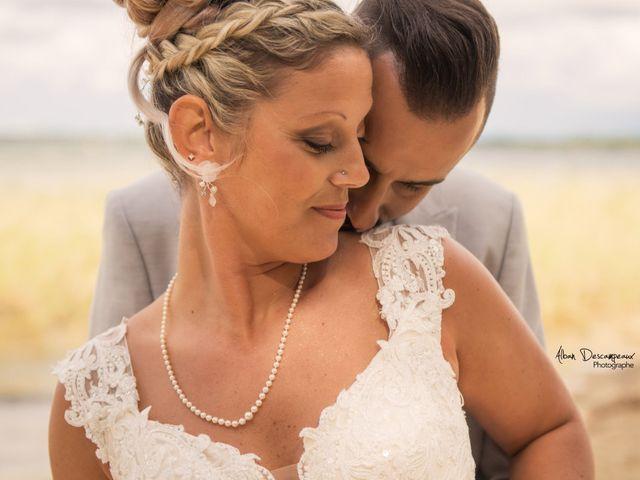 Le mariage de Fernando et Lucie à Biscarrosse, Landes 1