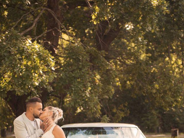 Le mariage de Fernando et Lucie à Biscarrosse, Landes 15