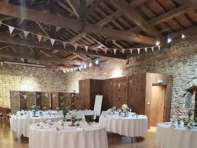 Le mariage de Lucas et Marianne à Riotord, Haute-Loire 5