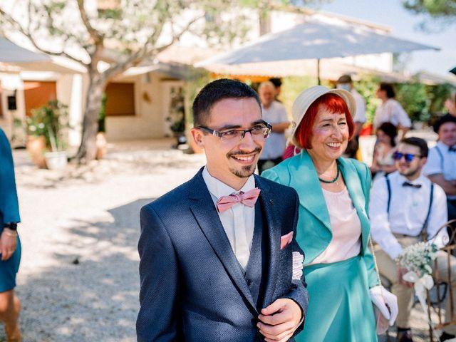Le mariage de Mickaël et Aude à Nîmes, Gard 9
