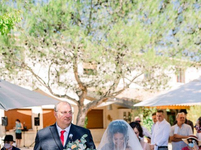 Le mariage de Mickaël et Aude à Nîmes, Gard 10