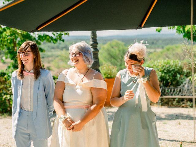Le mariage de Mickaël et Aude à Nîmes, Gard 12