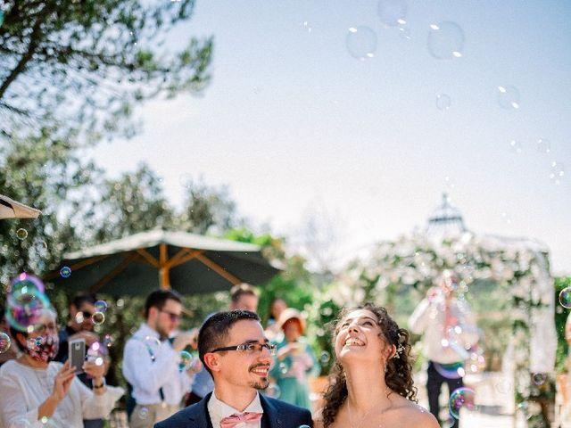 Le mariage de Mickaël et Aude à Nîmes, Gard 13