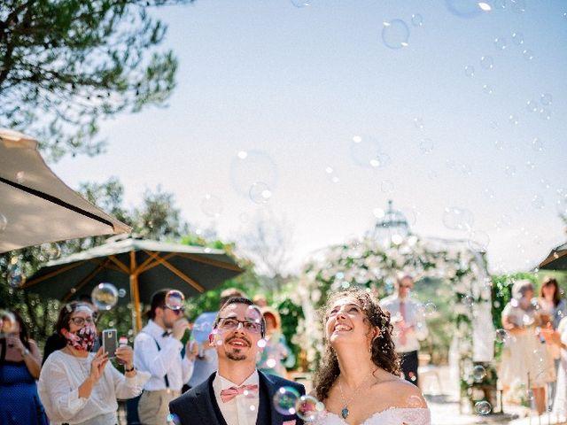 Le mariage de Mickaël et Aude à Nîmes, Gard 14