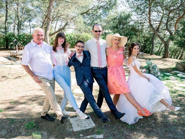 Le mariage de Mickaël et Aude à Nîmes, Gard 15