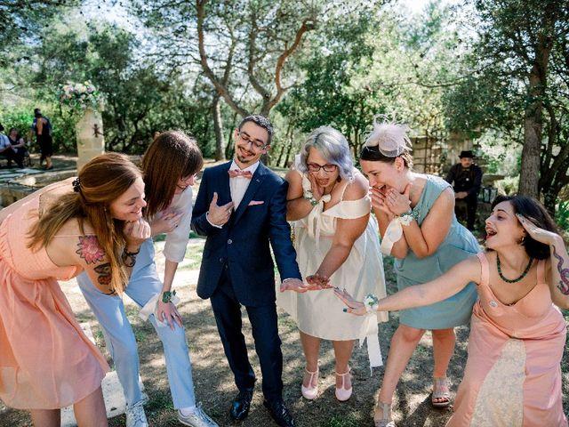 Le mariage de Mickaël et Aude à Nîmes, Gard 16