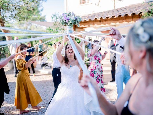 Le mariage de Mickaël et Aude à Nîmes, Gard 21