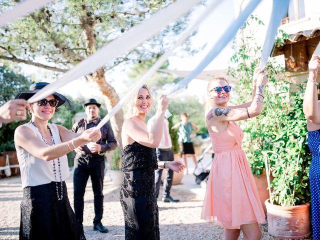 Le mariage de Mickaël et Aude à Nîmes, Gard 23