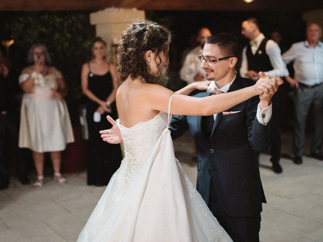 Le mariage de Mickaël et Aude à Nîmes, Gard 35