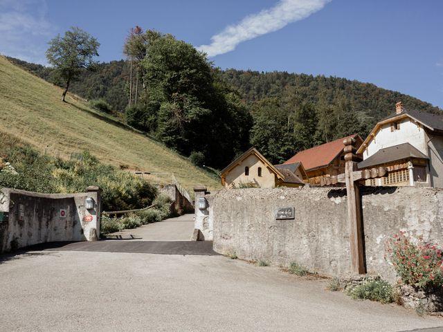 Le mariage de Adrien et Jeanne à Saint-Jorioz, Haute-Savoie 1
