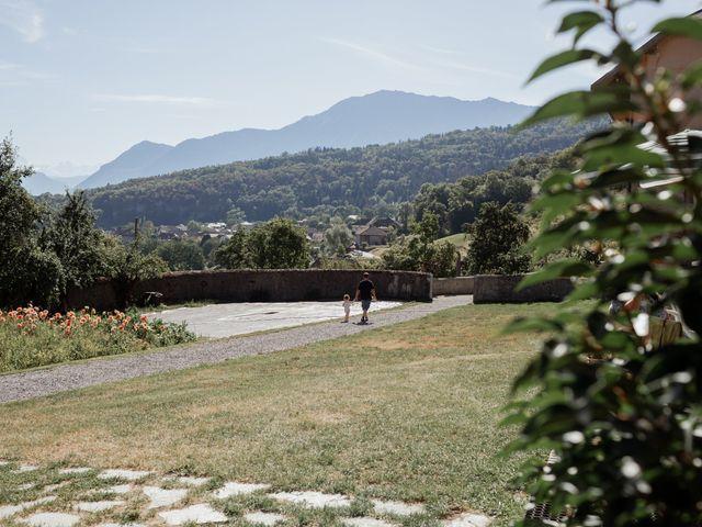 Le mariage de Adrien et Jeanne à Saint-Jorioz, Haute-Savoie 6