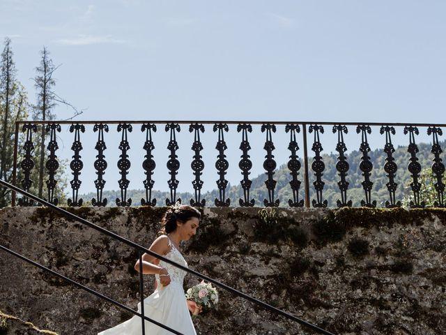 Le mariage de Adrien et Jeanne à Saint-Jorioz, Haute-Savoie 25