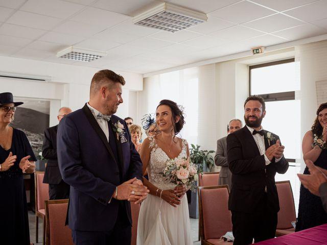 Le mariage de Adrien et Jeanne à Saint-Jorioz, Haute-Savoie 29
