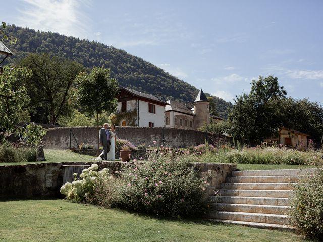 Le mariage de Adrien et Jeanne à Saint-Jorioz, Haute-Savoie 39