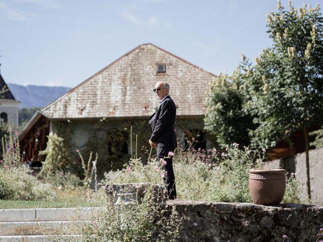 Le mariage de Adrien et Jeanne à Saint-Jorioz, Haute-Savoie 40