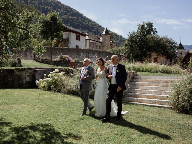Le mariage de Adrien et Jeanne à Saint-Jorioz, Haute-Savoie 41