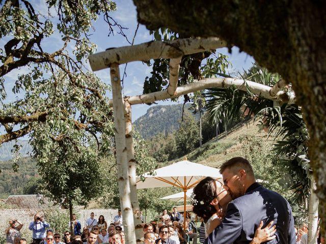 Le mariage de Adrien et Jeanne à Saint-Jorioz, Haute-Savoie 52