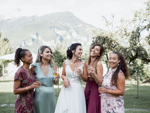 Le mariage de Adrien et Jeanne à Saint-Jorioz, Haute-Savoie 62
