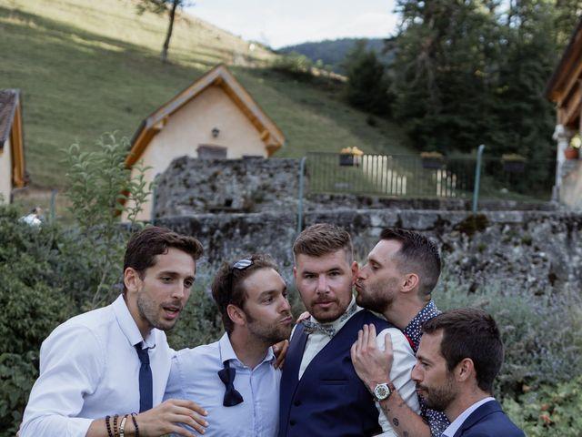 Le mariage de Adrien et Jeanne à Saint-Jorioz, Haute-Savoie 66