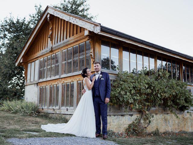 Le mariage de Adrien et Jeanne à Saint-Jorioz, Haute-Savoie 69