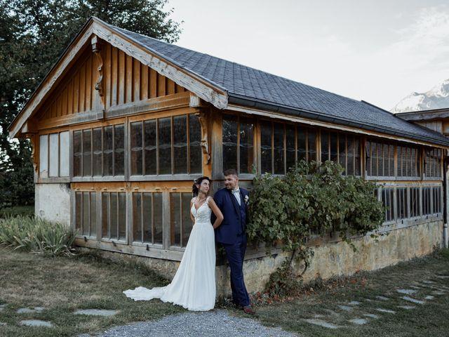 Le mariage de Jeanne et Adrien