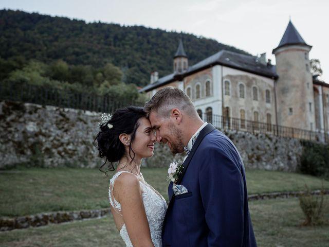 Le mariage de Adrien et Jeanne à Saint-Jorioz, Haute-Savoie 71