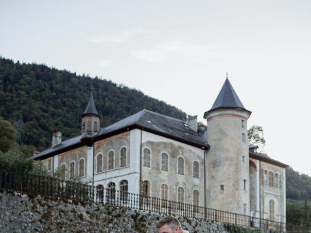 Le mariage de Adrien et Jeanne à Saint-Jorioz, Haute-Savoie 72