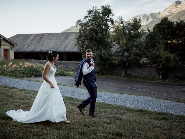 Le mariage de Adrien et Jeanne à Saint-Jorioz, Haute-Savoie 76