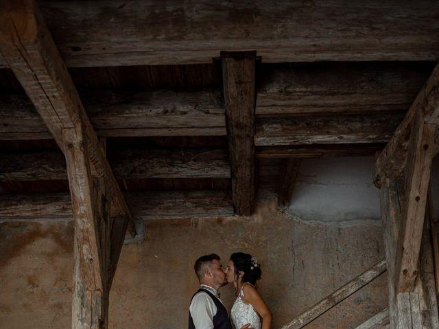 Le mariage de Adrien et Jeanne à Saint-Jorioz, Haute-Savoie 77