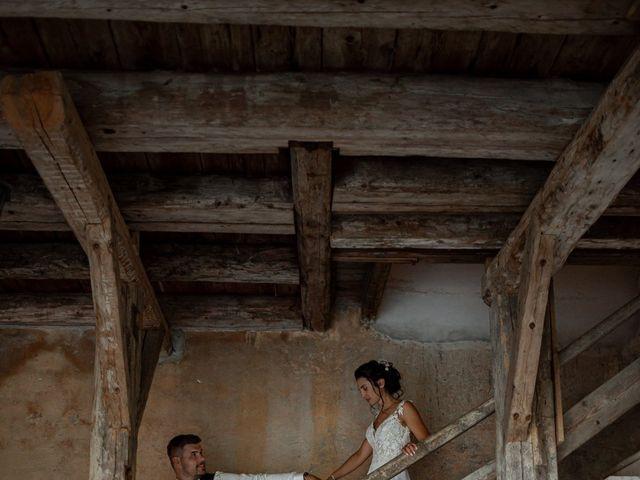 Le mariage de Adrien et Jeanne à Saint-Jorioz, Haute-Savoie 78