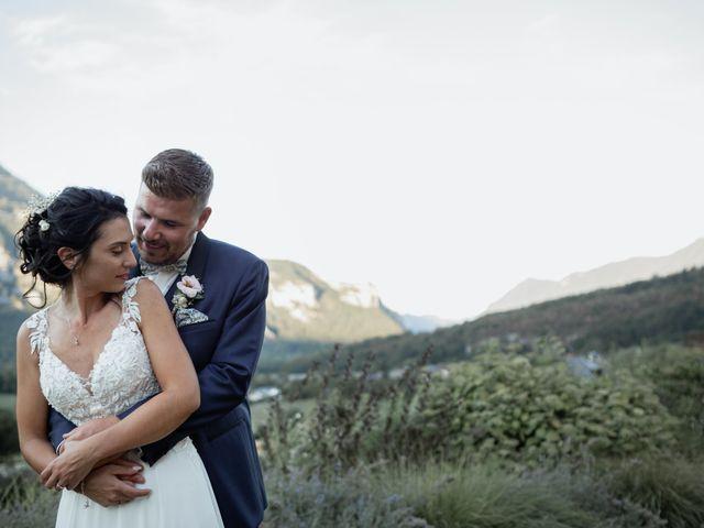 Le mariage de Adrien et Jeanne à Saint-Jorioz, Haute-Savoie 79