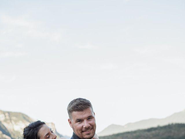 Le mariage de Adrien et Jeanne à Saint-Jorioz, Haute-Savoie 80