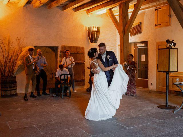Le mariage de Adrien et Jeanne à Saint-Jorioz, Haute-Savoie 82
