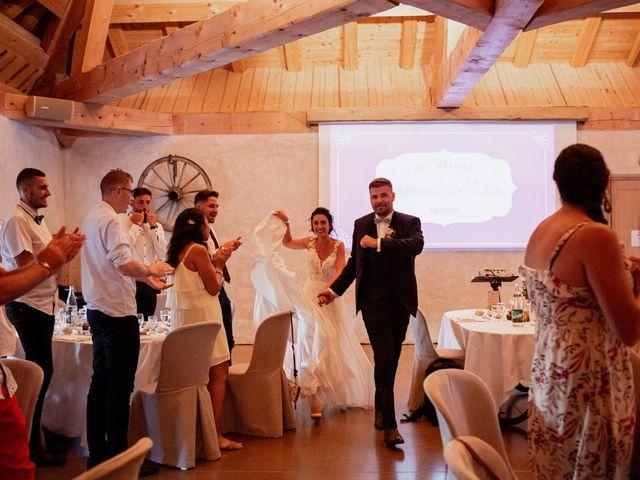 Le mariage de Adrien et Jeanne à Saint-Jorioz, Haute-Savoie 83