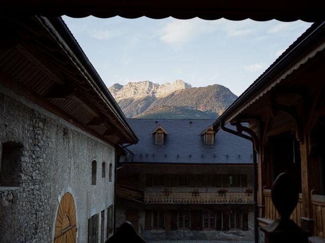 Le mariage de Adrien et Jeanne à Saint-Jorioz, Haute-Savoie 84