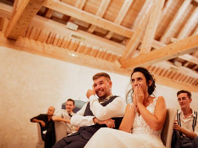 Le mariage de Adrien et Jeanne à Saint-Jorioz, Haute-Savoie 89