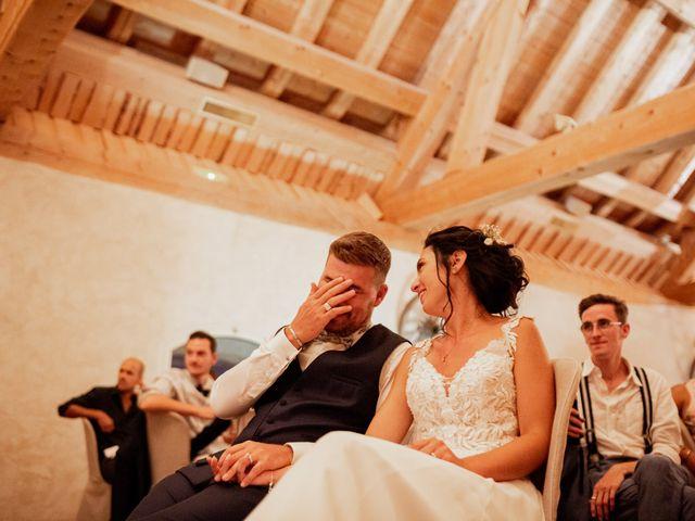 Le mariage de Adrien et Jeanne à Saint-Jorioz, Haute-Savoie 93