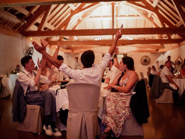 Le mariage de Adrien et Jeanne à Saint-Jorioz, Haute-Savoie 95